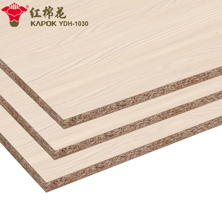 16mm 18mm Double Side Laminato Bianco Melamina Mdf