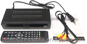 H.264 TV encoder free to air Terrestrial Digital TV ISDB-T HD Set Top Box
