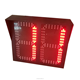 traffic Outdoor LED digital traffic time clock/timer/countdown/counter display sign