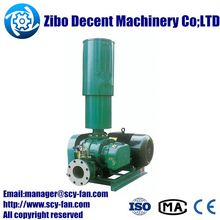 Roots blower for waste water treatment plant