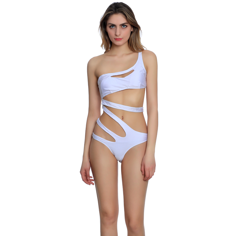 f573ffbce71bf Fashion sexy big women swimsuit high waist bathing suit swimwear push up bikini  set vintage retro