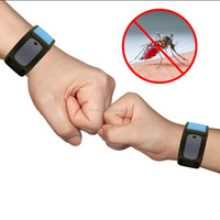 Herbal insect repellent Mosquito repellent wristband with citronella oil