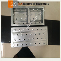 TSX-D10022 Q235 Scaffolding Fittings and Flat Metal and Aluminium decking