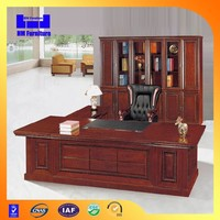2015 Modern antique executive luxury wooden office desk