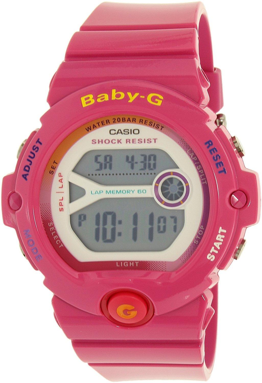 Cheap Casio Baby G Watch Price In Malaysia Find Bga 190 1b Get Quotations Ladies Digital Sport Quartz Nwt Bg 6903 4b