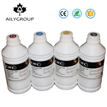 Multicolor sublimation ink 500ml / 1000 ml for digital textile printing