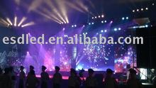 LED Mesh Panel stage curtain led back lighting screen