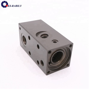 Aluminum Precision Machining CNC Part Aluminum CNC Machining Service