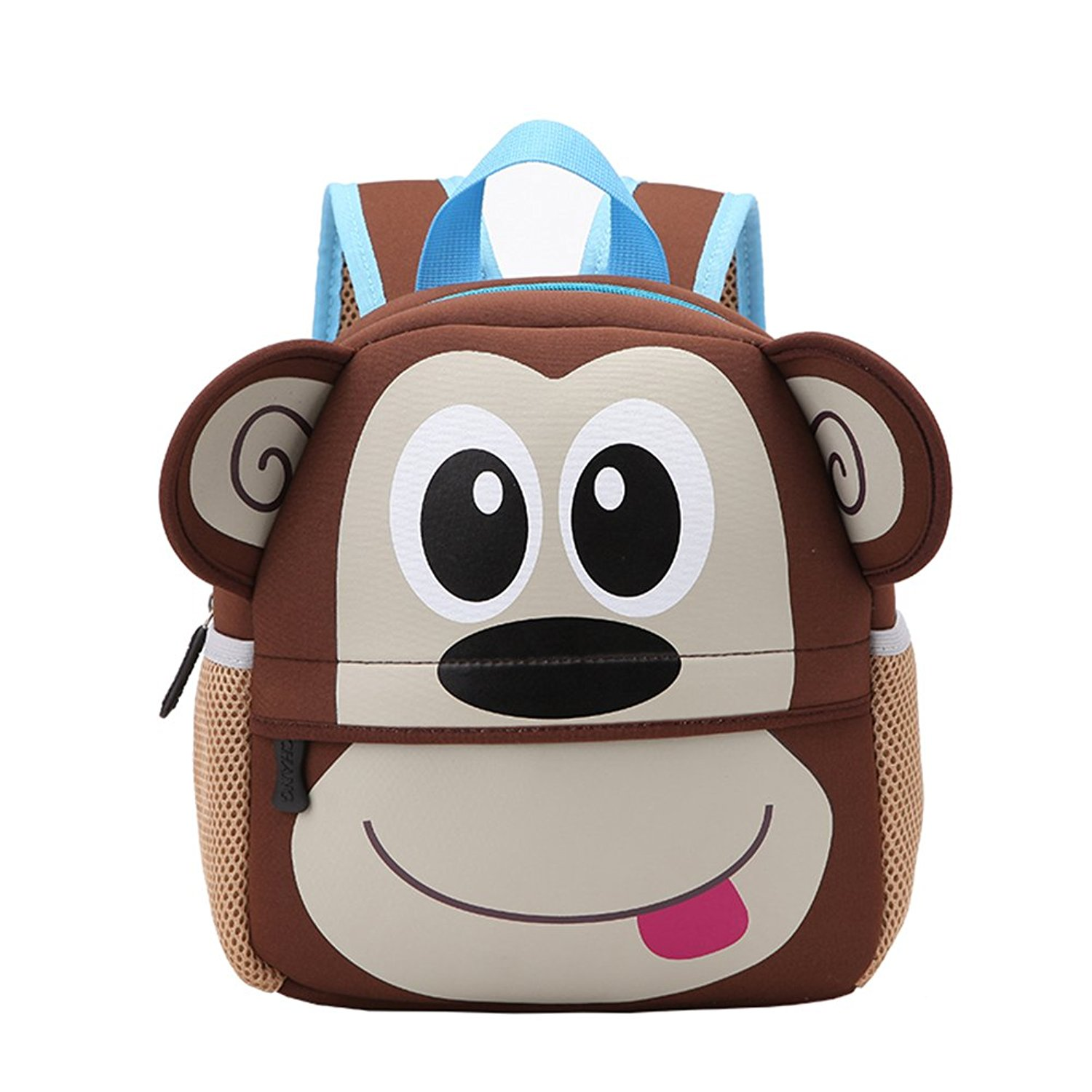 8b749adcaf3f Get Quotations · Toddler Backpack Kids School Bag Lunch Bag Cute 3D Cartoon  Animal Book Bag for 1-