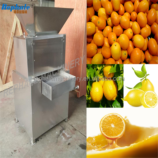 <strong>Orange</strong>/Kumquat/Lemon/Calamansi Squeezing Machine