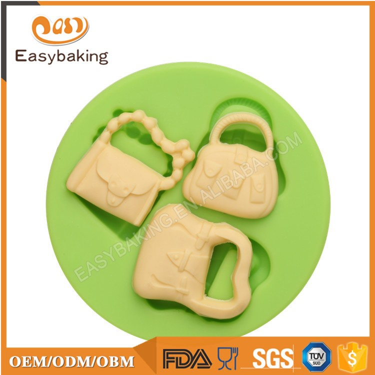 ES-1706 Fondant Mould Silicone Molds for Cake Decorating