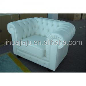 Modern Leather Chesterfield Sofa White/chesterfield Corner Leather Sofa/ Chesterfield Leather Sofa For Sale