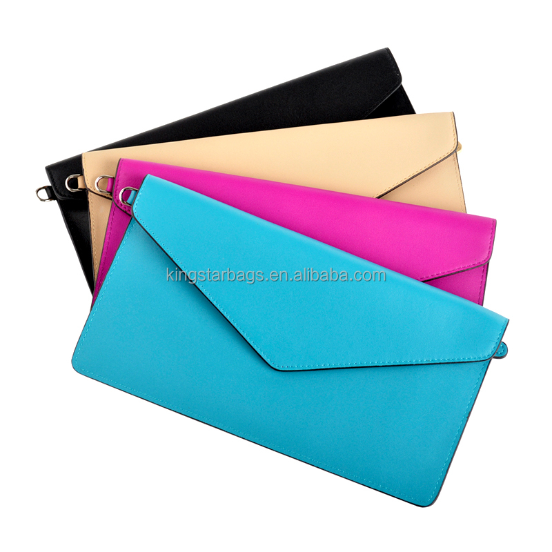 Slim Sanitary Case Flat Pochette Woman
