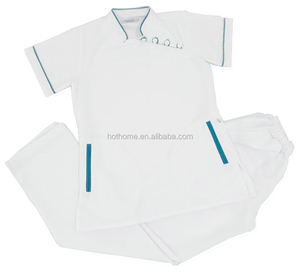 Fashion Printing Medical Salon Uniform Unisex Multi Colors Hospital Nursing Uniform