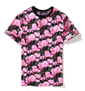 latest design bangkok t-shirt full sublimation t-shirt