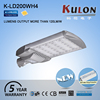 Led street project light 200w 120lm/w commercial dimmable led lighting street lights