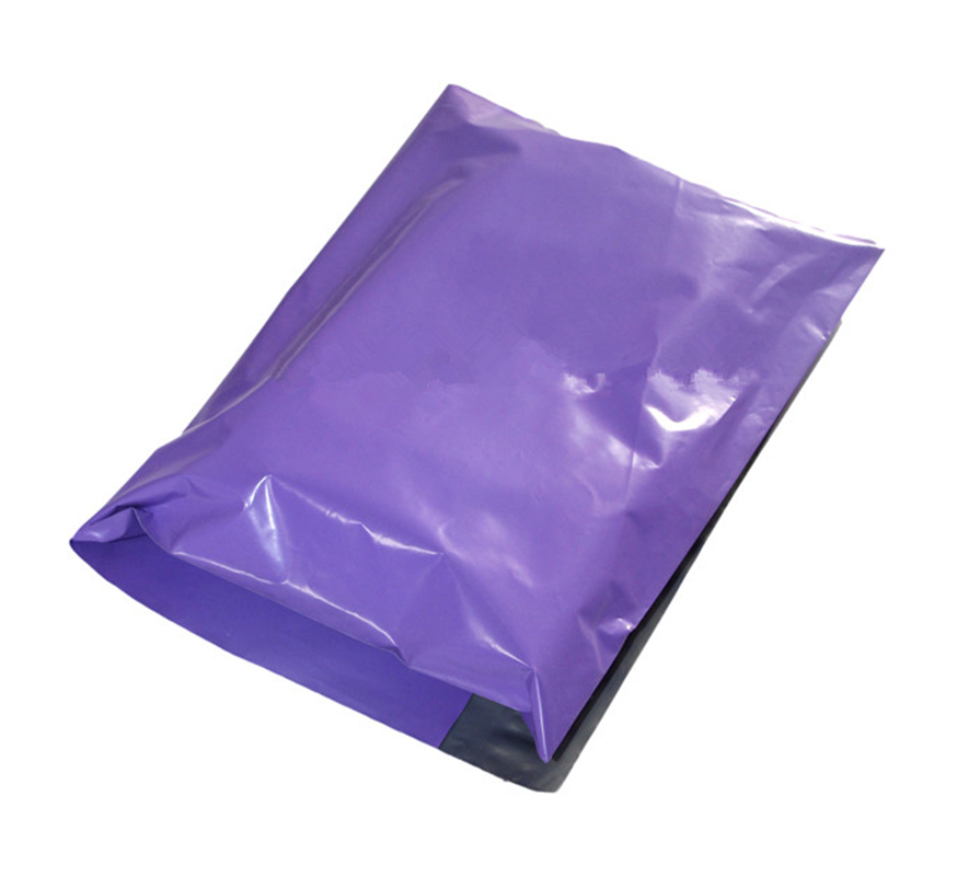 25.4x37cm Purple Courier Mailer Express Bag Poly Mailer Mailing Bags