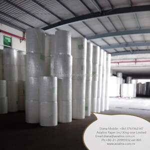 Facial Tissue Paper jumbo roll FSC GOOD QUALITY TISSUE PAPER FACIAL NAPKIN TOILET TOWEL to VIETNAM raw material kraft paper raw