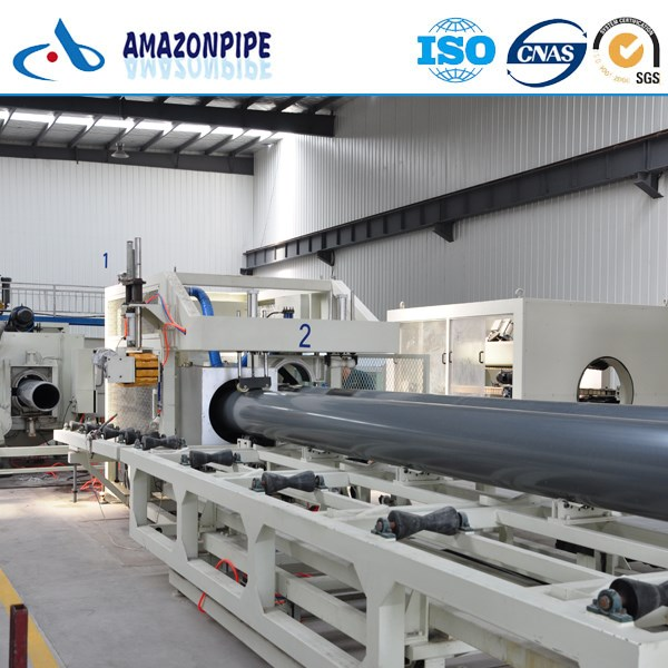 PVC pipe 150mm 200mm diameter plastic pipe for water supply