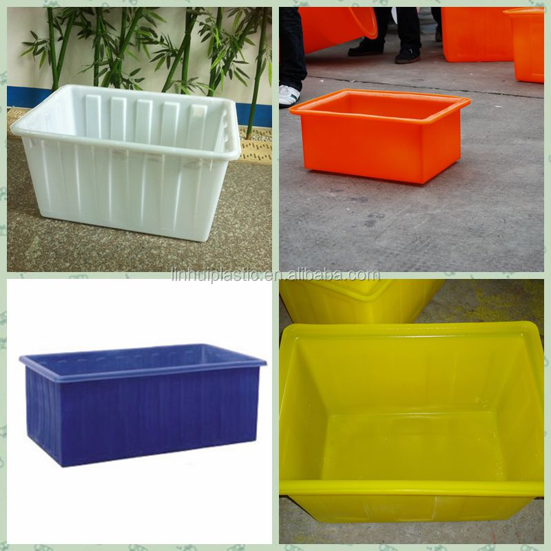 Square 400liter water tanks container buy water tanks for Plastic hot water tank