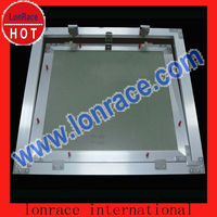 aluminum frame access panel with gypsum board