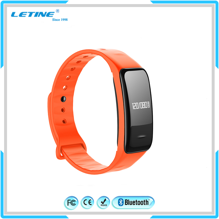 Skull Jewelry Wristband Heart Rate Monitoring IP67 Waterproof Measuring Blood Pressure C1 Smart bracelet