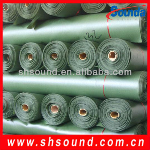 High quality PVC insulated tent fabric