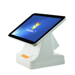 restaurant POS system with software touch screen pos system price/pos terminal/cash register