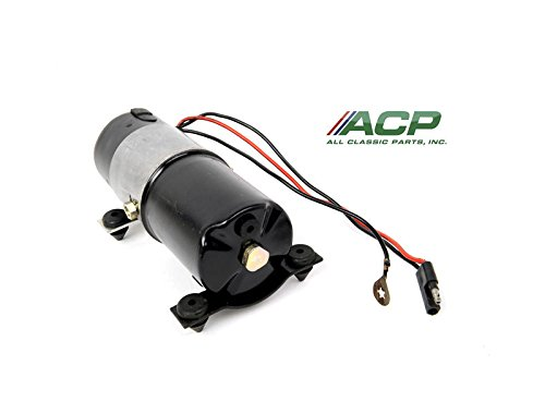 1983-1993 Mustang Convertible Top Motor Pump