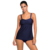 Wholesale Plus Size 2pcs Swing Tankini Swimsuit Woman Swimwear