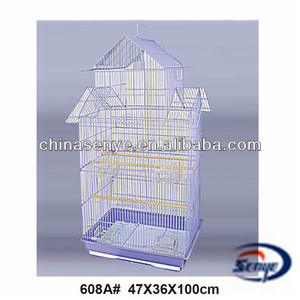2014 hot sale pet product, cage love birds(made in china)