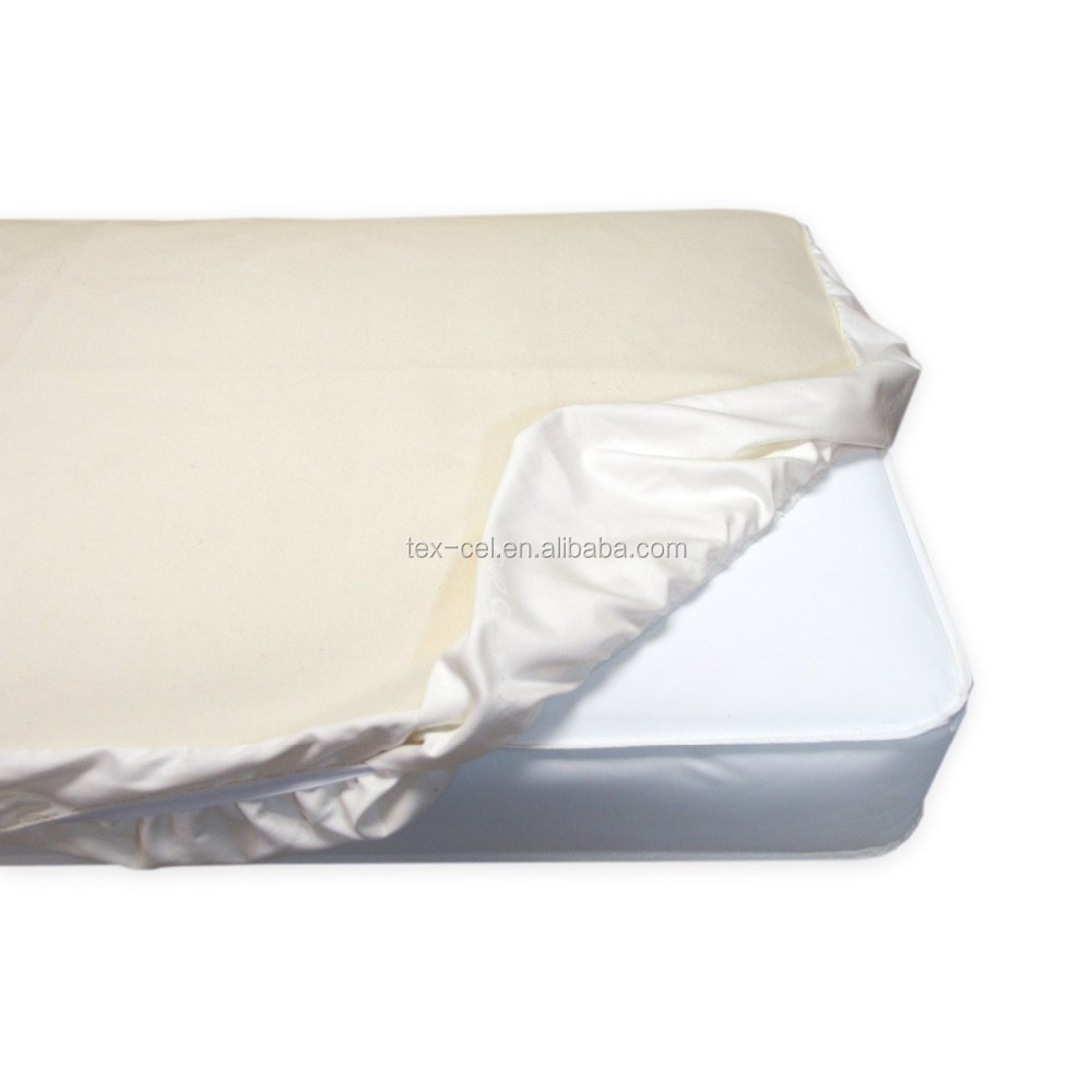 Cotton Terry Waterproof Mattress Cover/Baby Crib/Breathable