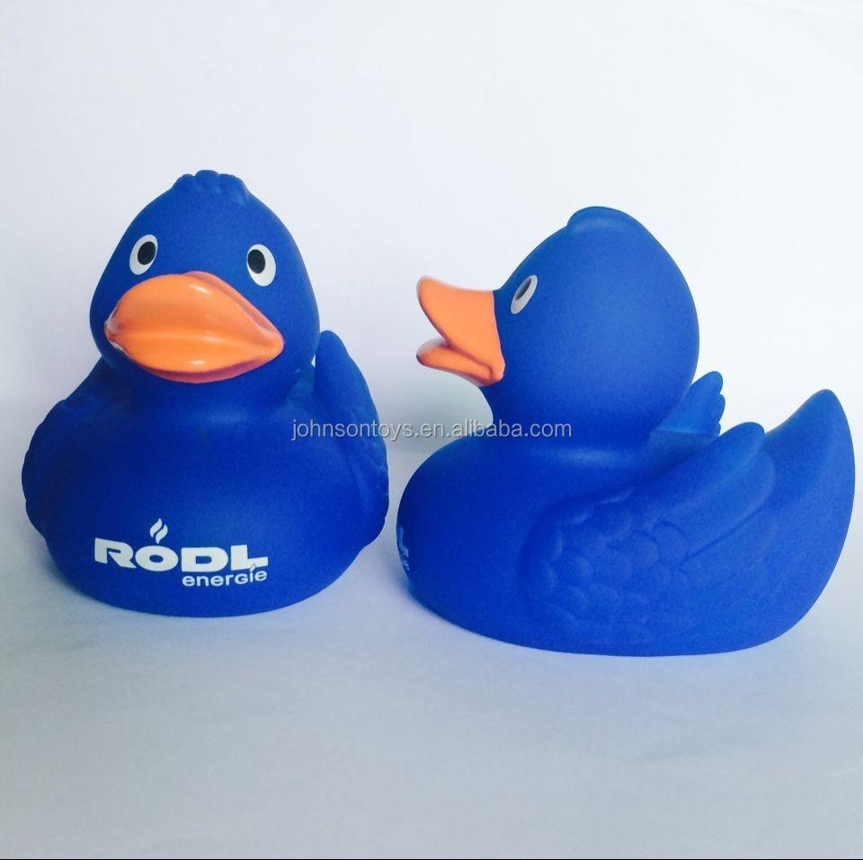 Factory Making 8cm Blue Duck Floating Bath Toy - Buy Walking Duck ...