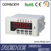 abs enclosure for digital current panel meter