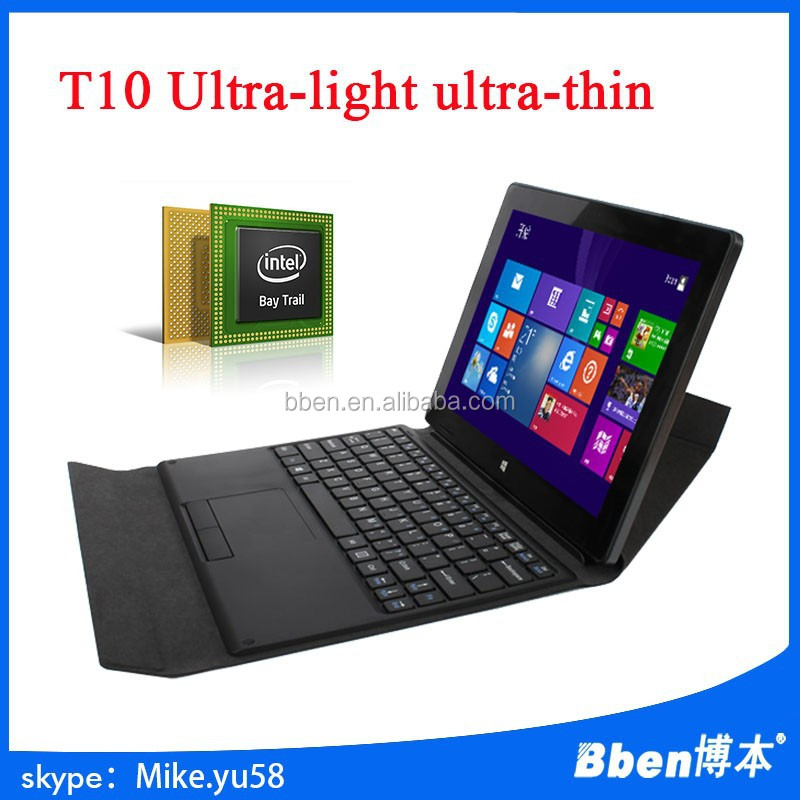 free windows8 tabs, 10.1 inch 4 core durable windows7 tablet wifi
