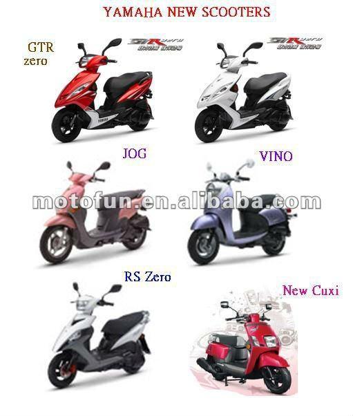 moto scooter zero
