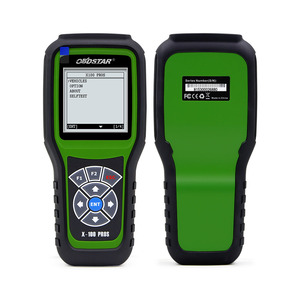 New immobilizer programming and ECU programming OBDStar X100 PROS C + E key programmer obd