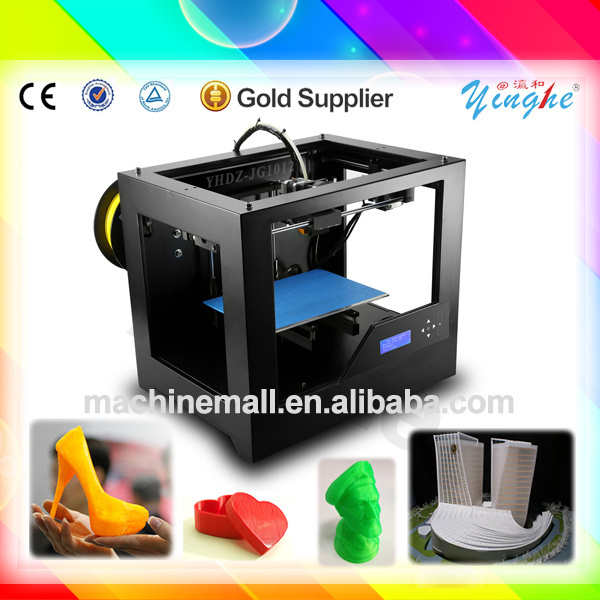 Gold supplier in Guangzhou updated new digital 3d printer