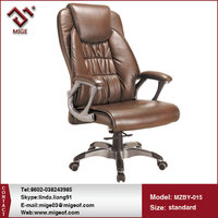 Leather modern luxury executive office chairs