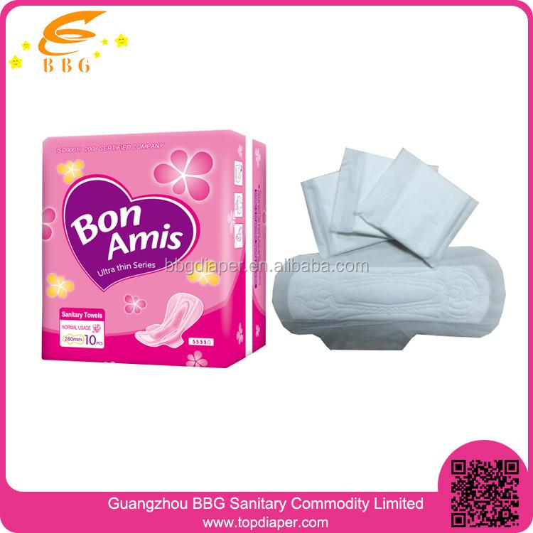 280mm Daily Use Ultra Thin Feminine Hygiene Menstrual Pads Brands ...