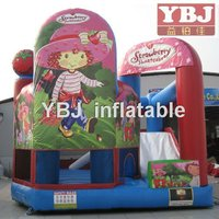Strawberry Shortcake Inflatable Bouncer - Buy Cheap Inflatable ...