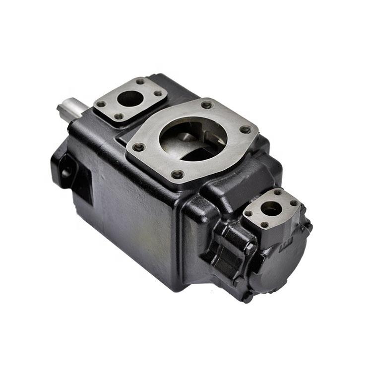 Double Hydraulic Vane Pumps For Denison T6 T7