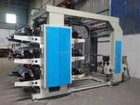 Plastic film and plastic bag flexo printing machine,flexo printer,flexographic printing machine