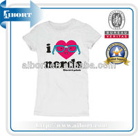 BV Veritas New Design top fashion girl t shirt