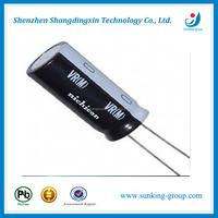 aluminum electrolytic capacitor 47uF 25V