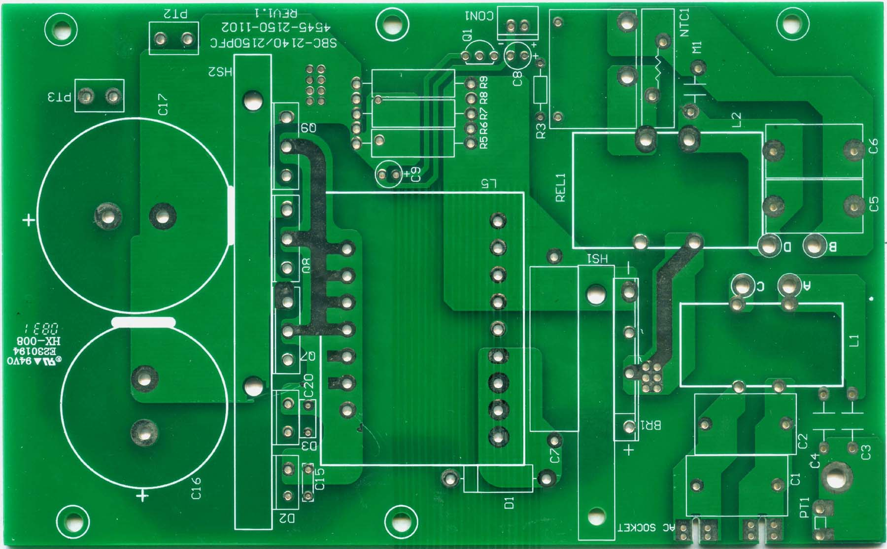 China Rigid Flex Pcb Manufacturers And 94vo Circuit Board Six Layer Hasl Lf Suppliers On