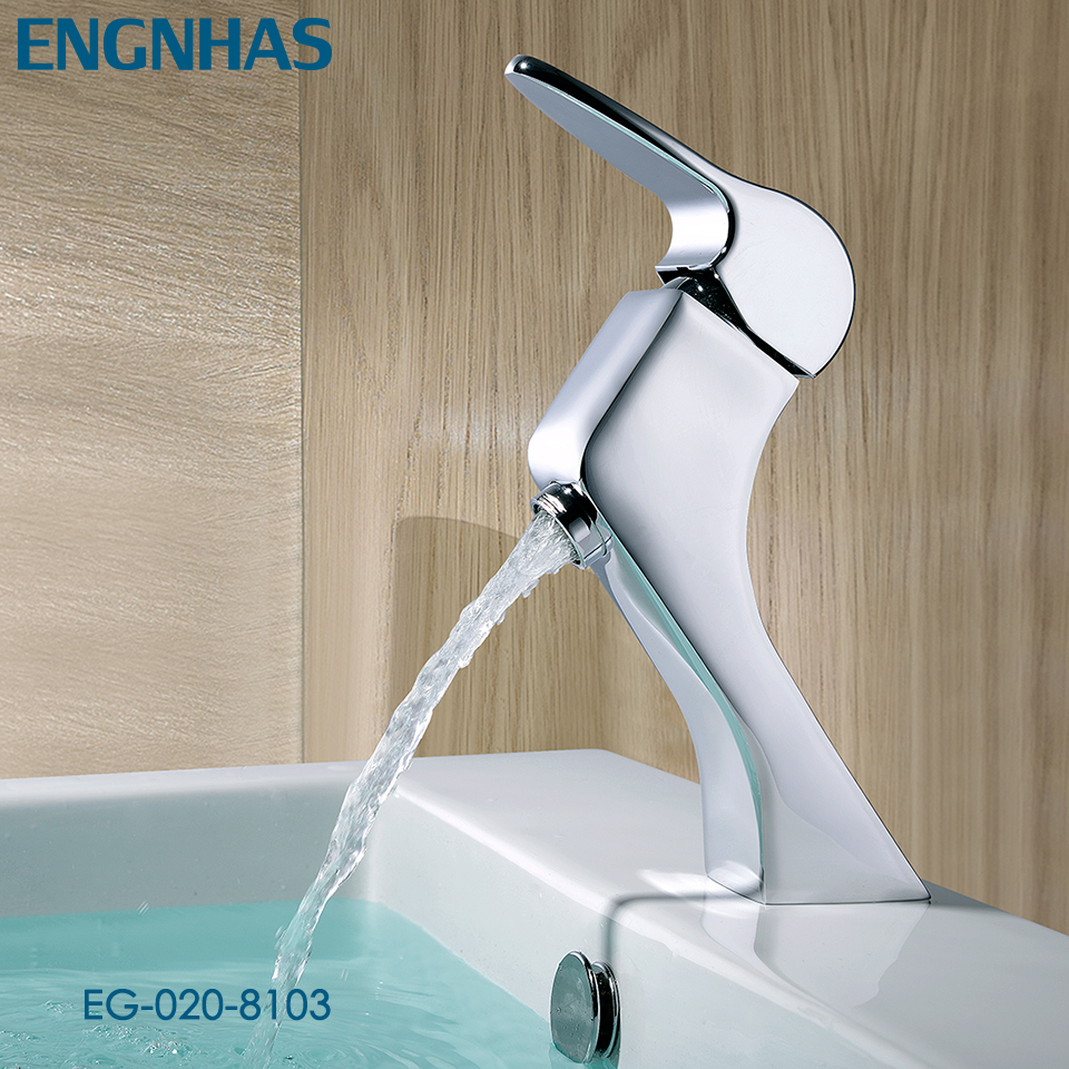 Brass chromed59% brass bath and shower hand held faucet