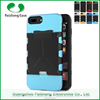 mobile phone accessories factory in china wholesale blue case for iphone 7 case with card slot
