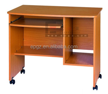 school wooden cheap computer desk wooden computer table customized computer table