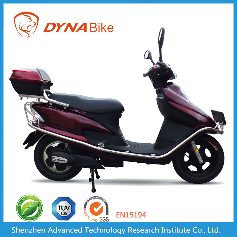 DYNABike Hot Sale Powerful Heavy Loading Capacity Brushless Motor Electric Adult Motorbike